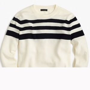 J Crew for Net A Porter Crewneck Sweater